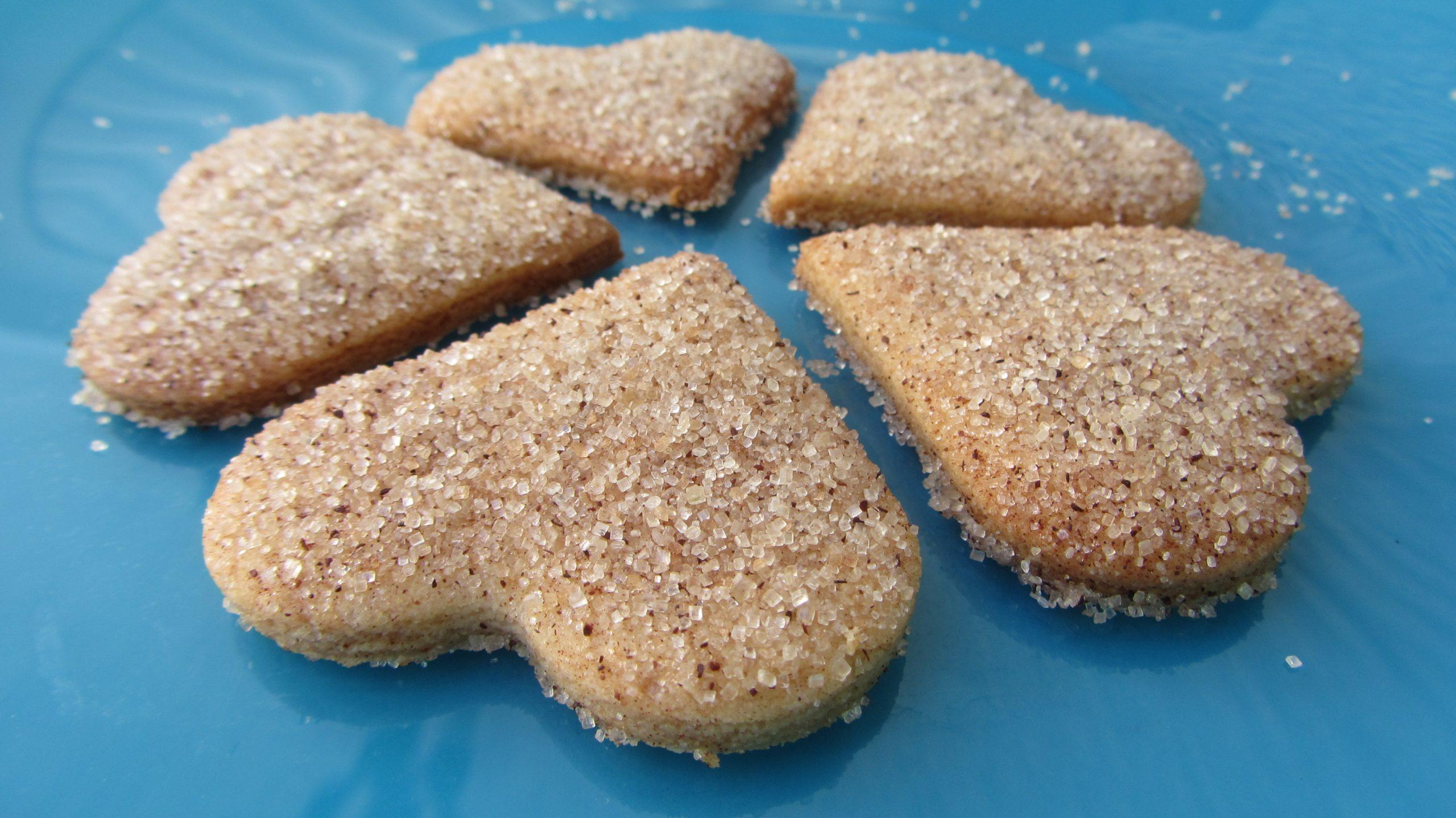 עוגיות סבתא טבעוניות